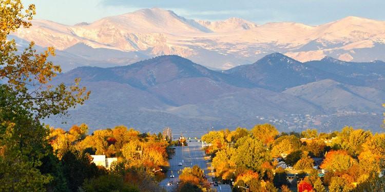 Clima de Aurora Colorado