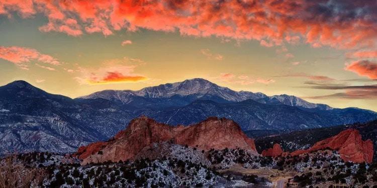 Clima de Colorado Springs Colorado