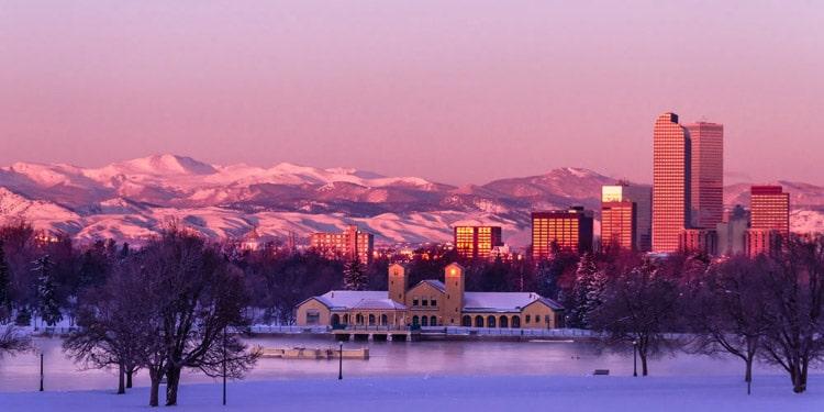 Clima de Denver CO