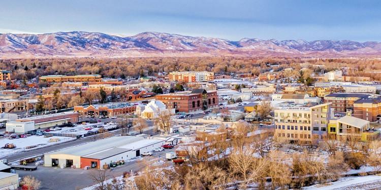Clima de Fort Collins CO
