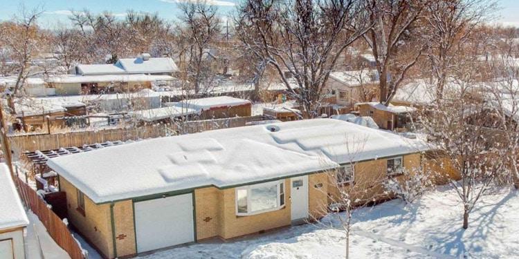 Clima de Lakewood Colorado