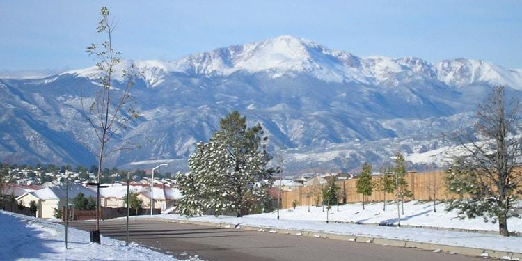 Clima de Pueblo Colorado