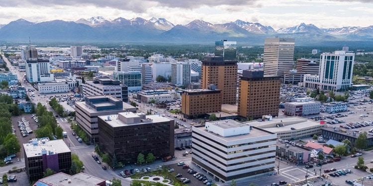 Costo de vida en Anchorage Alaska