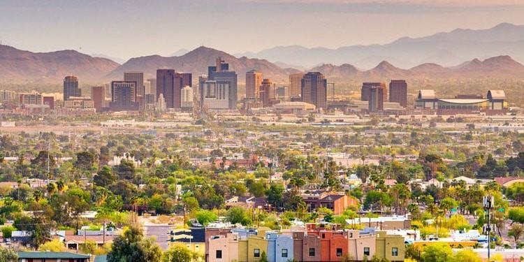 Costo de vida en Arizona