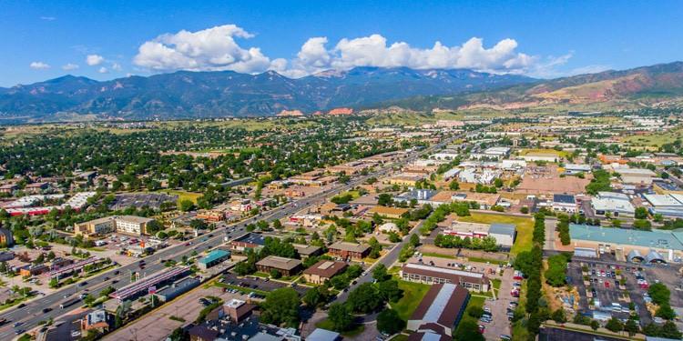 Costo de vida en Colorado Springs
