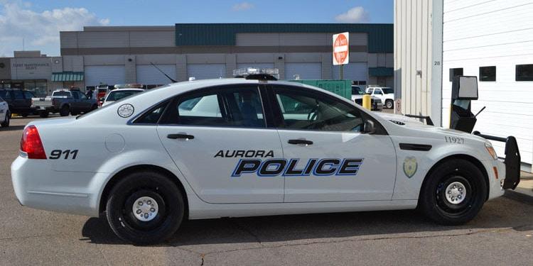 Crimen en Aurora Colorado