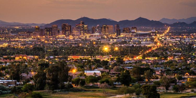 Empleos en Arizona