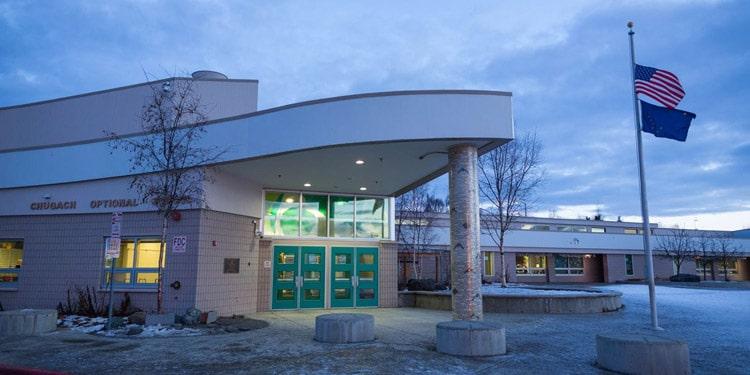 Escuelas y universidades en Anchorage Alaska