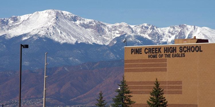 Escuelas y universidades en Colorado Springs