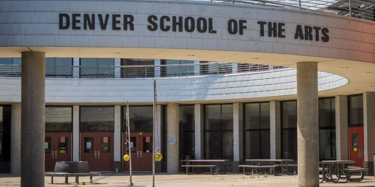 Escuelas y universidades en Denver