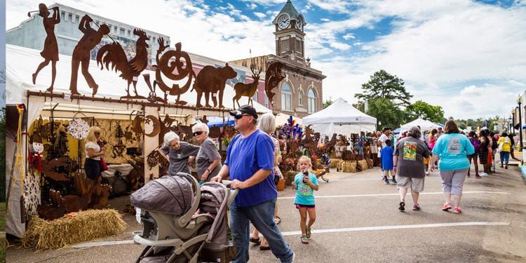 Festival de arte Prairie Arts Festival