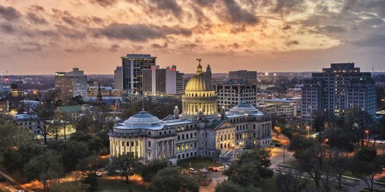 Mejores ciudades para vivir en Mississippi