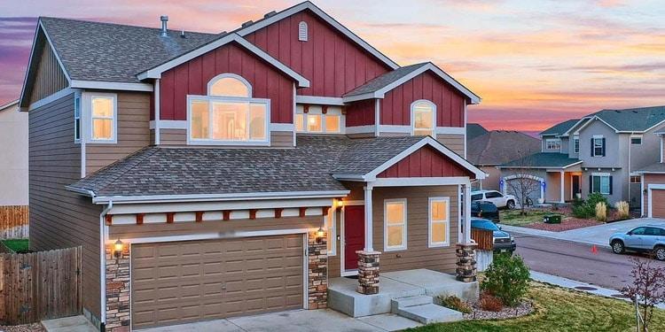 Mejores lugares donde vivir en Colorado Springs