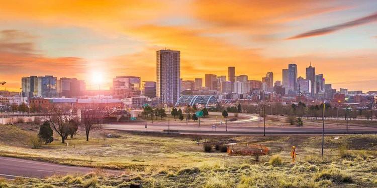 Mejores lugares donde vivir en Denver