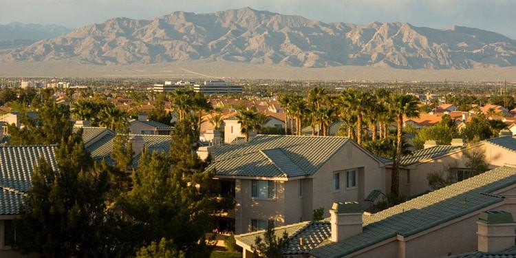 Mejores lugares donde vivir en Las Vegas