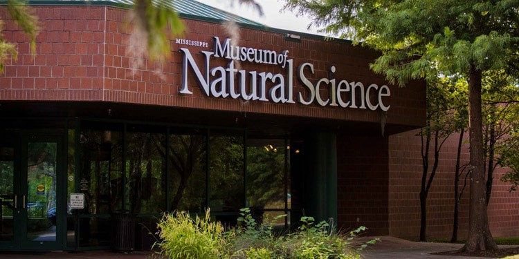 Museo de Ciencias Naturales de Mississippi