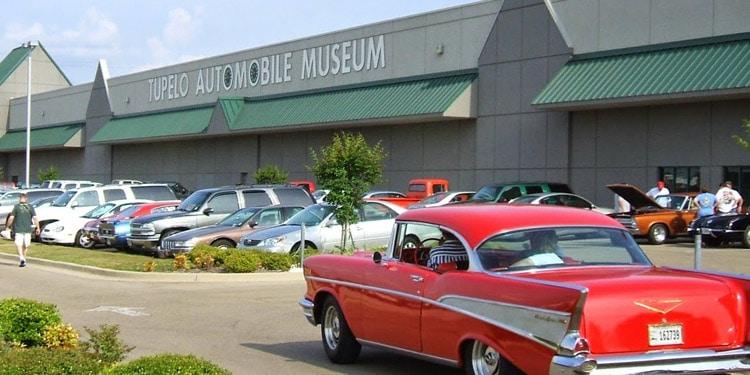 Museo del Automovil de Tupelo