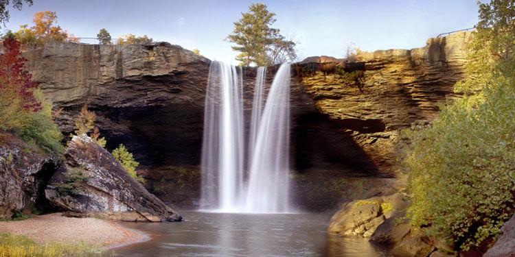 Parque Noccalula Falls Park