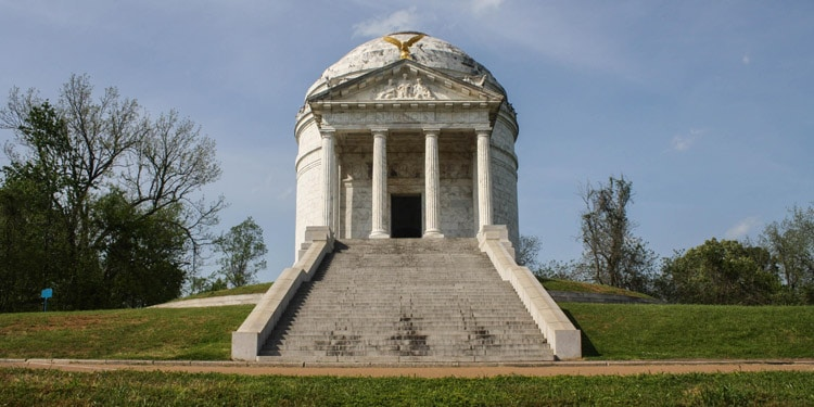 Parque Vicksburg National Military Park