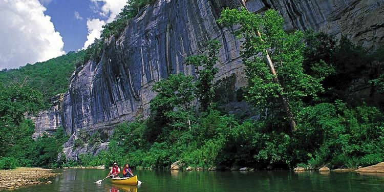 Rio Buffalo National River Arkansas