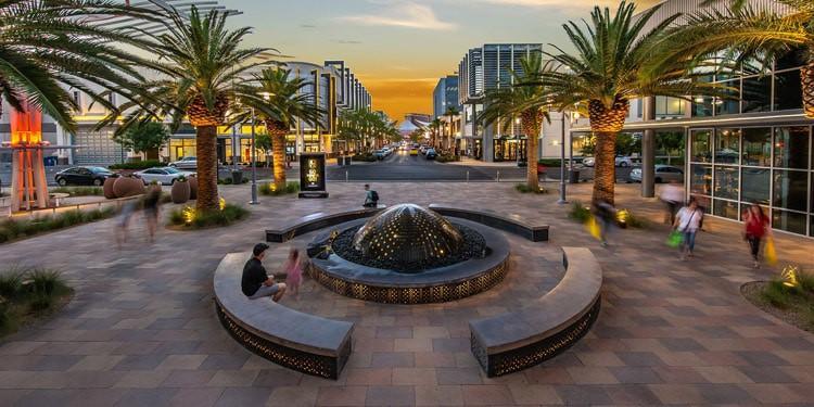 Summerlin vivir en Las Vegas
