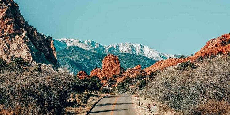 Trafico y transporte en Colorado Springs