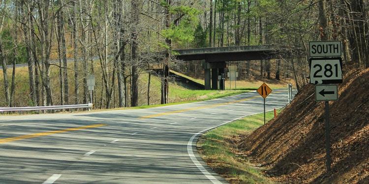 Transporte en Alabama