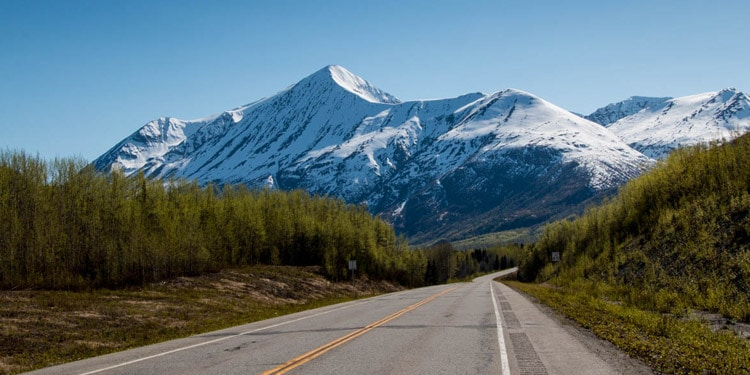 Transporte en Alaska