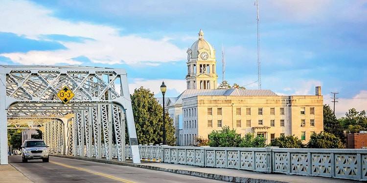 ciudades baratas Mississippi greenwood