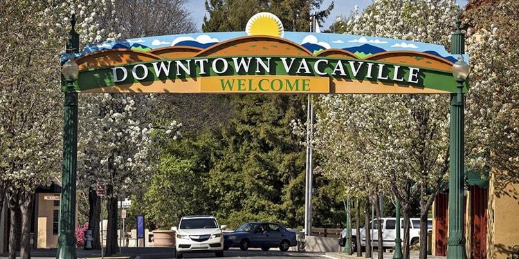 ciudades economicas California vacaville