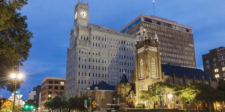 ciudades economicas Mississippi
