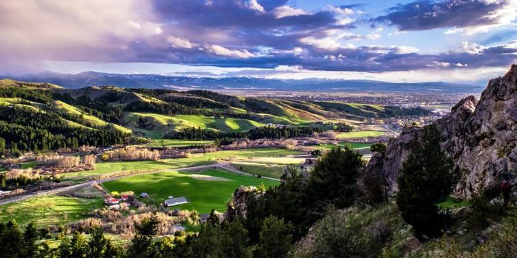 ciudades mas economicas Montana USA
