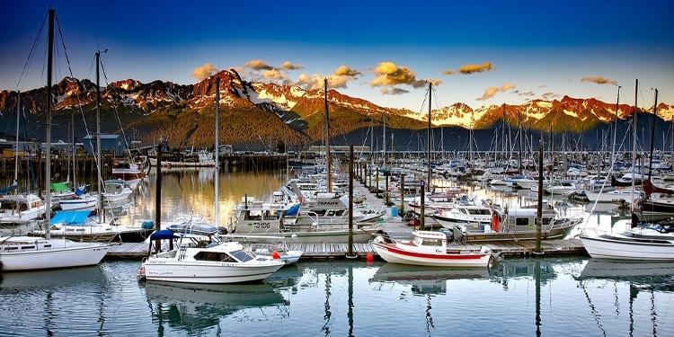 ciudades mas economicas alaska Seward Alaska
