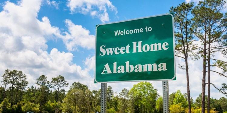 como es vivir en Alabama
