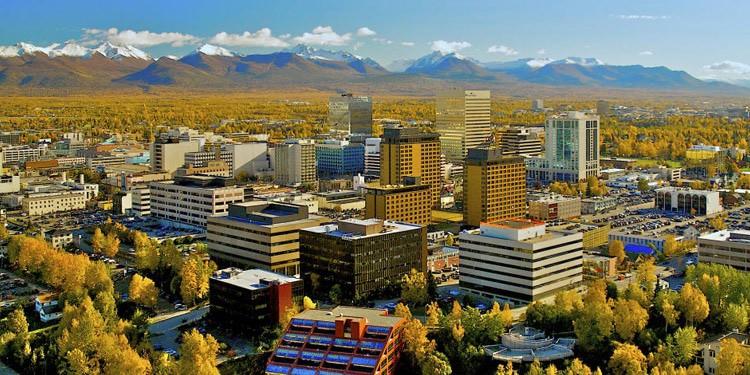 mejores ciudades Alaska