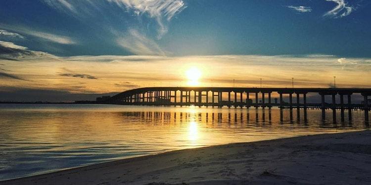mejores ciudades Mississippi Ocean Springs