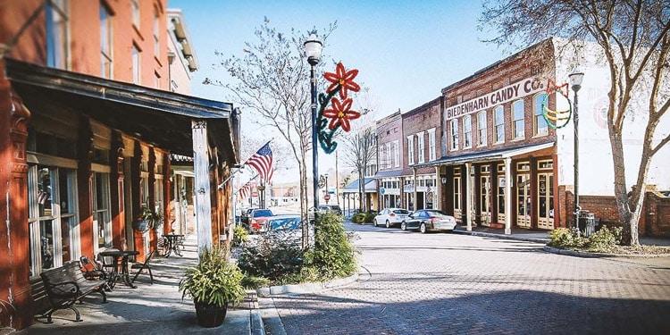 mejores ciudades Mississippi Vicksburg