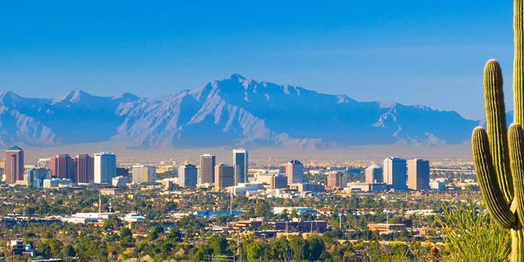 mejores ciudades de arizona