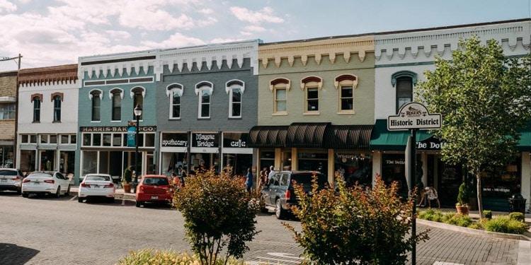mejores ciudades para vivir Rogers Arkansas
