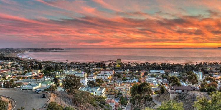 mejores ciudades vivir en california