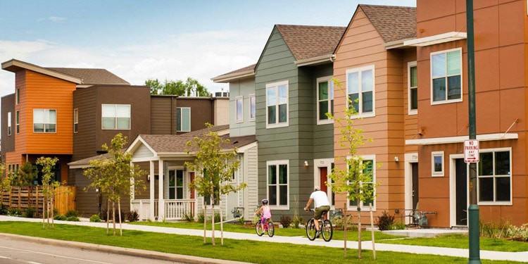 mejores lugares donde vivir en Denver Stapleton