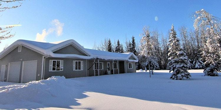 mejores lugares para vivir en Alaska Badger