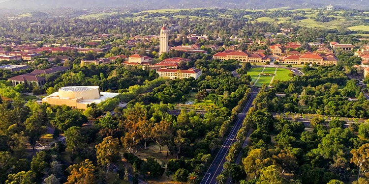 mejores lugares para vivir en California palo alto