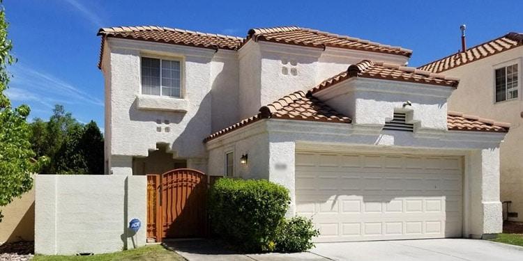 mejores vecindarios Las Vegas Rancho Charleston