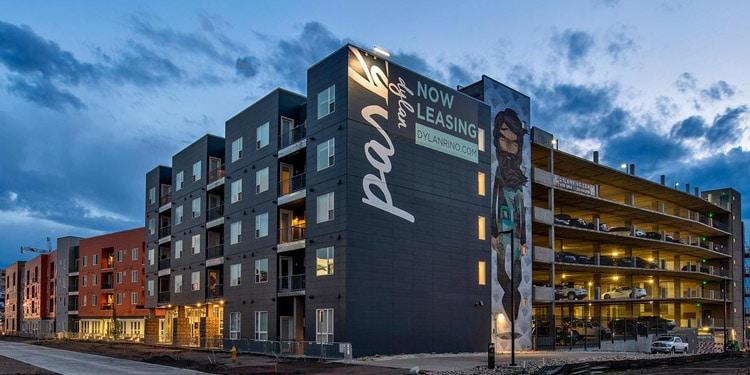 mejores vecindarios River North (RiNo) Denver Colorado