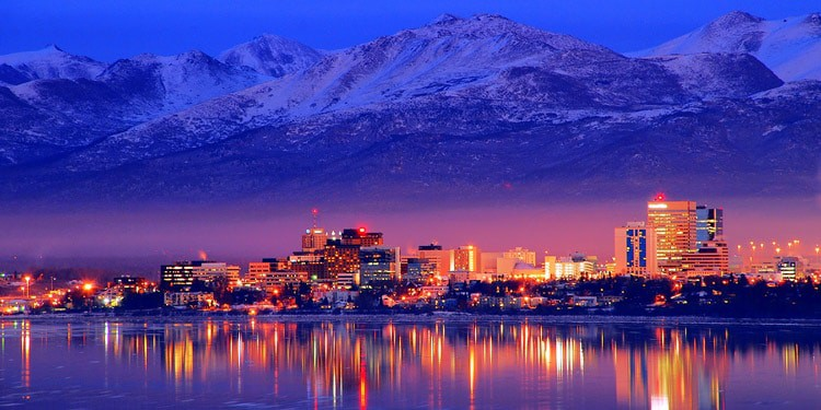 vivir en Anchorage Alaska