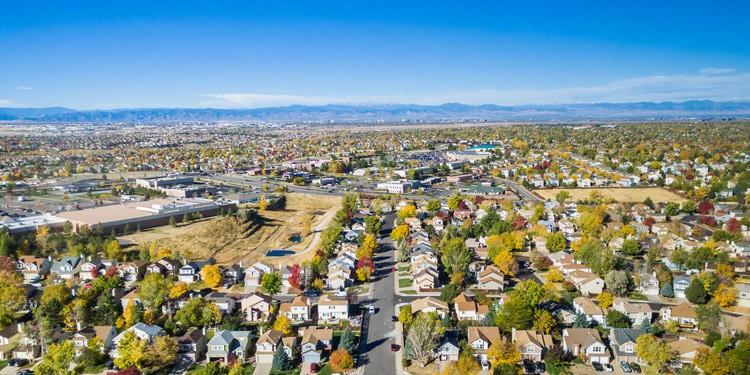vivir en Aurora Colorado