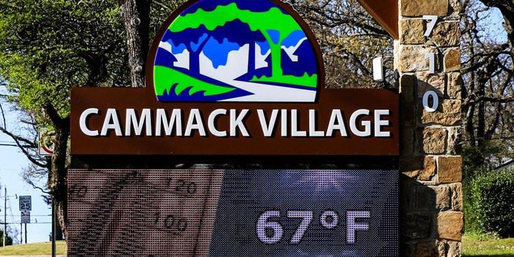 vivir en Cammack Village Arkansas
