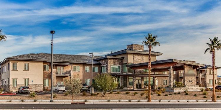 vivir en Centennial Hills Las Vegas Nevada
