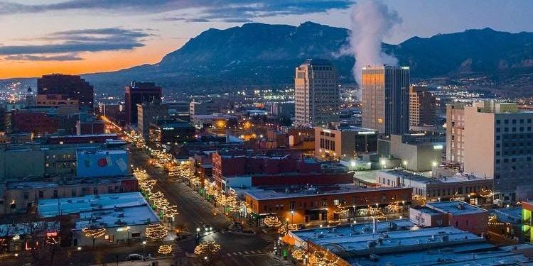 vivir en Colorado Springs CO